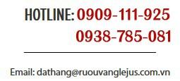 Rượu vang Lejus's Hotline