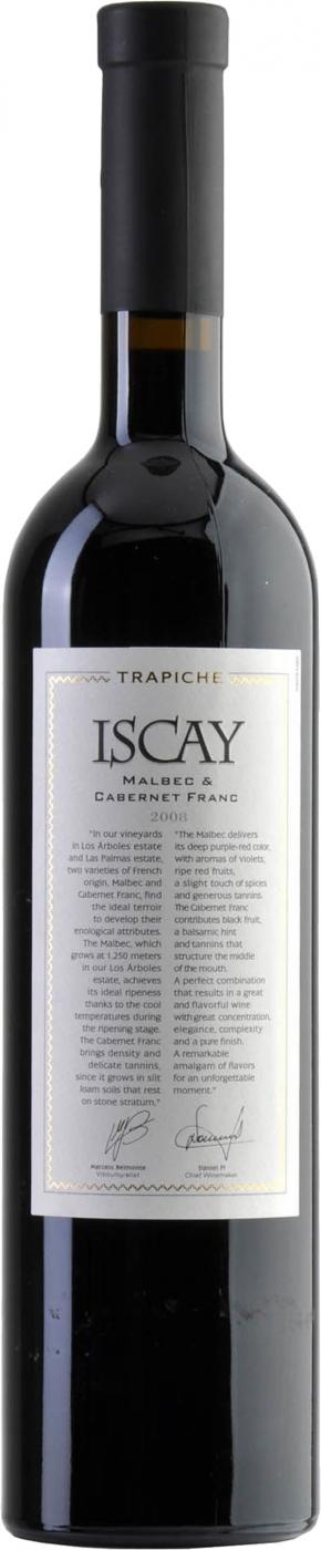 Iscay Merlot Malbec - Rượu vang Argentina