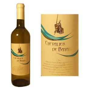 Chavalier de Bayard White - Rượu vang Pháp nhập khẩu