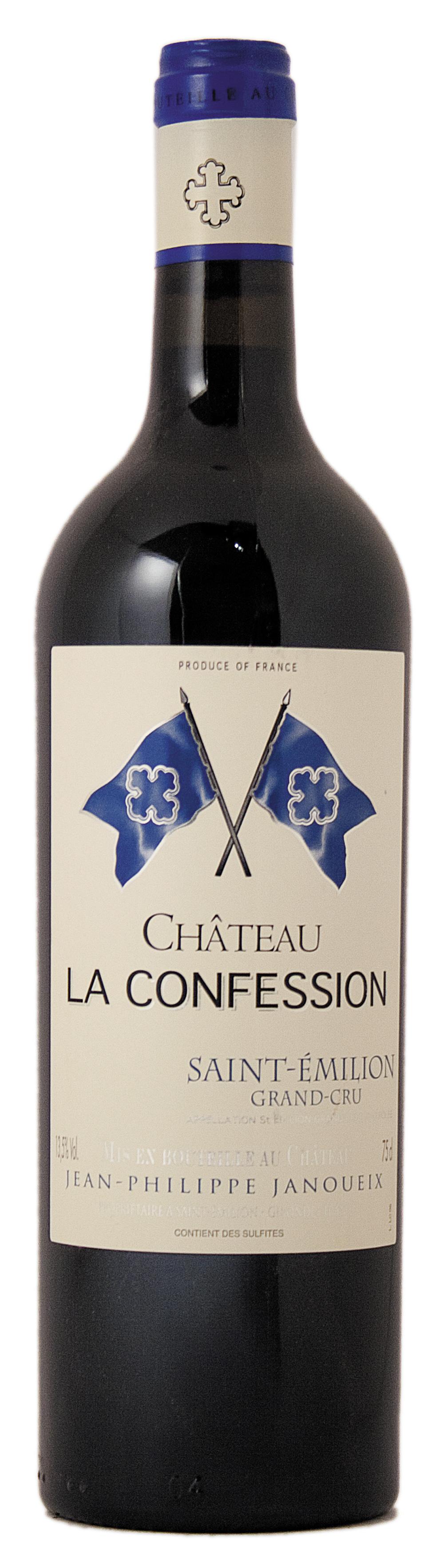 La Confession 2010 - Rượu vang Pháp nhập khẩu