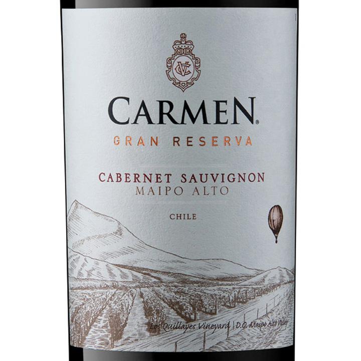 Rượu vang Chile - Gran Reserva