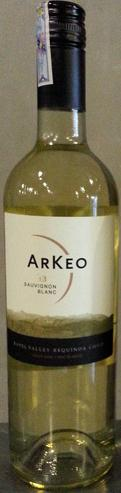 Arkeo Sauvignon Blanc White - Rượu vang Chile nhập khẩu