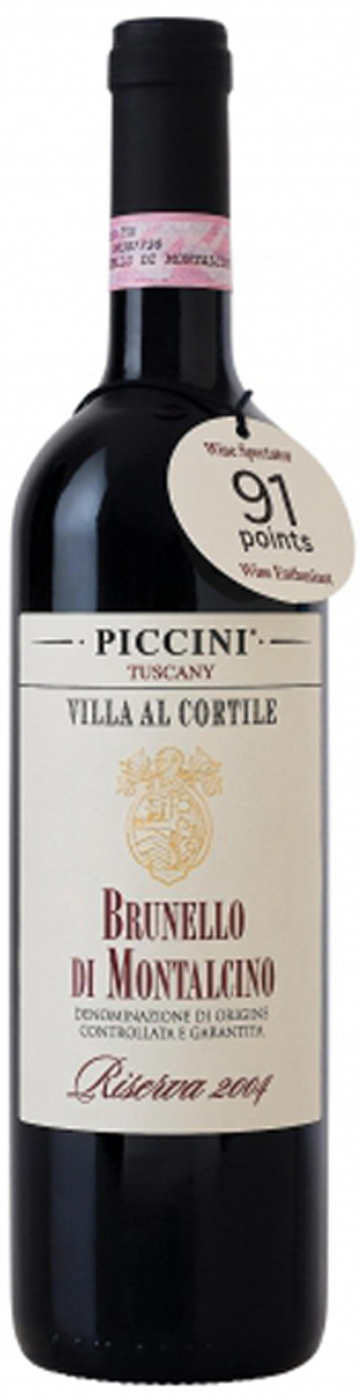 Villa Al Cortile Reserva - Rượu vang Ý nhập khẩu
