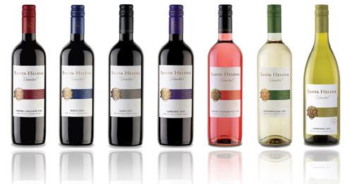 Rượu vang Chile Varietal