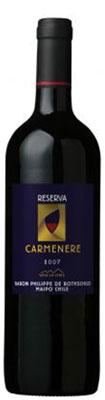 B.P.R Reserva - Rượu vang chile nhập khẩu