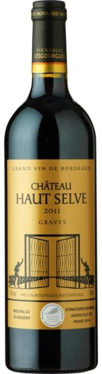 Chateau Haut Selve Graves - Rượu vang Pháp nhập khẩu