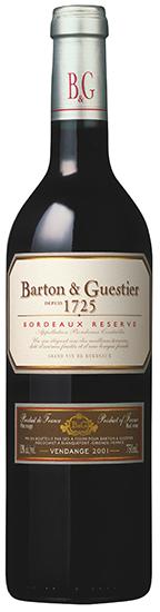 1725 Bordeaux Reserve - Rượu vang Pháp nhập khẩu