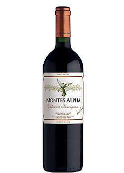 Montes Alpha - Rượu vang Chile nhập khẩu