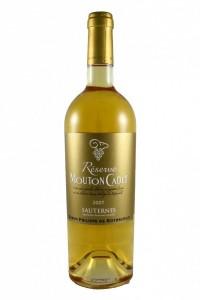 Mouton cadet Sauternes - Rượu vang Pháp nhập khẩu