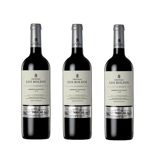 Los boldos Grand Reserve - Rượu vang Chile nhập khẩu