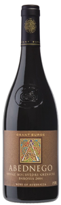 Grant Burge Abednego - Rượu vang Úc nhập khẩu