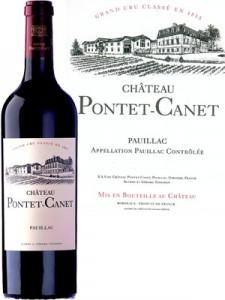 Chateau Pontet Canet - Rượu vang Pháp nhập khẩu