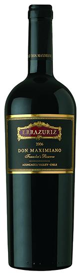 Errazuriz Don Maximiano - Rượu vang Chile nhập khẩu
