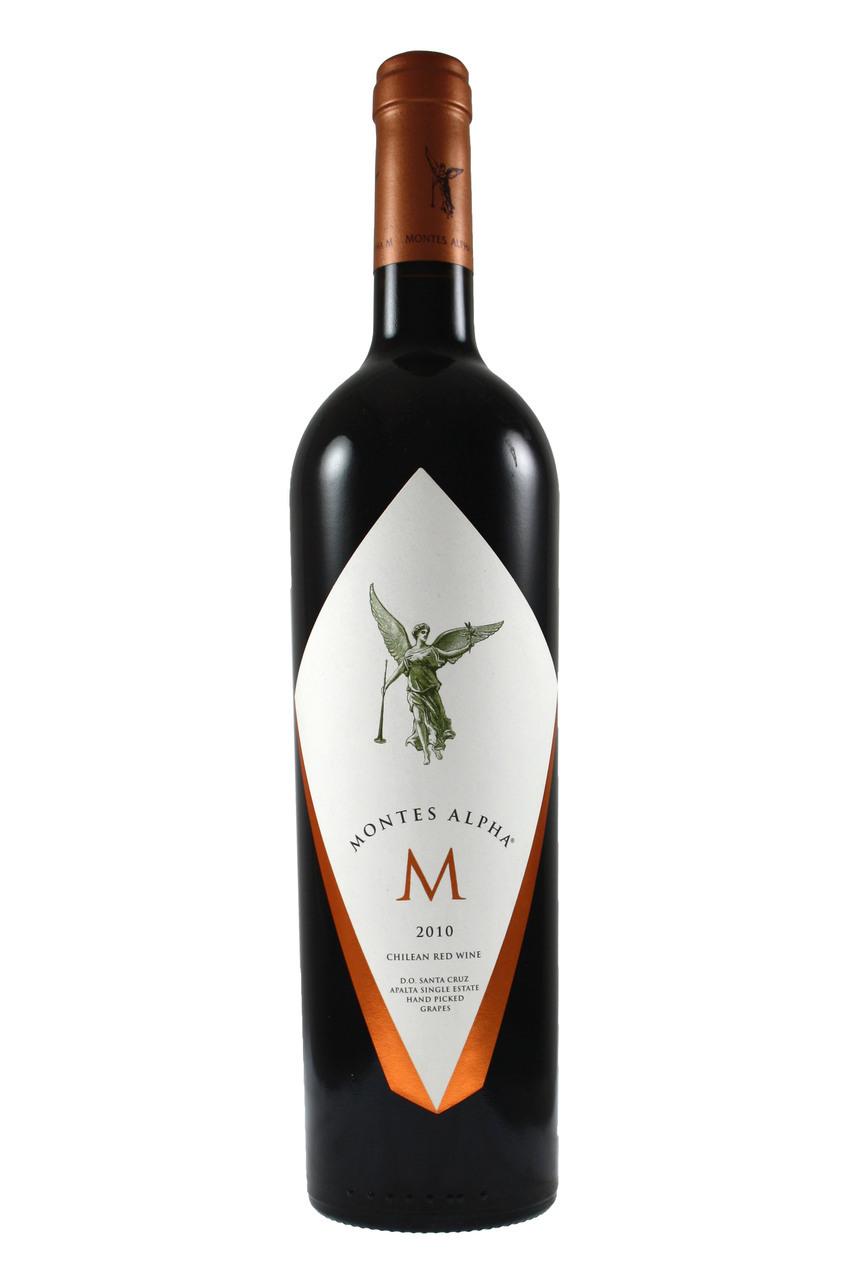 Montes Alpha M -Rượu vang Chile nhập khẩu