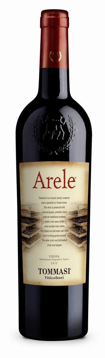 Arele Tomassi - Rượu vang Ý nhập khẩu