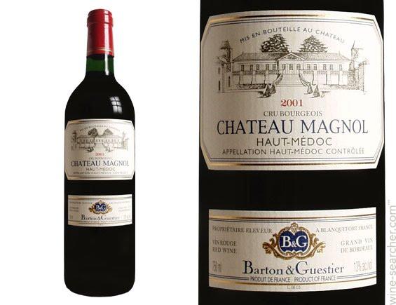 Chateau Magnol - Rượu vang Pháp nhập khẩu