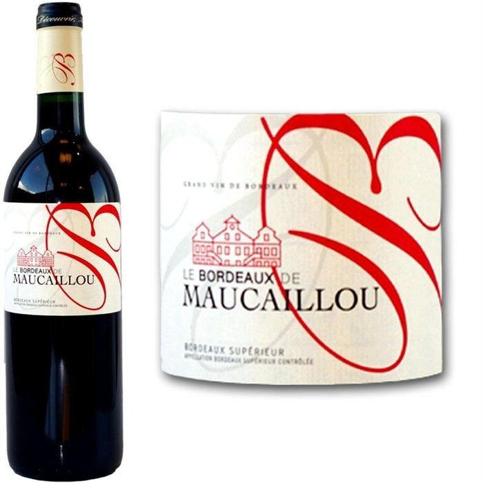 Bordeaux Maucaillou - Rượu vang Pháp nhập khẩu