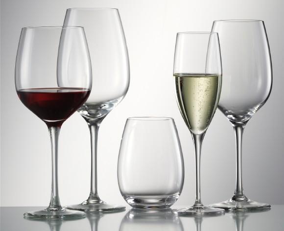 Cách chọn ly uống rượu vang