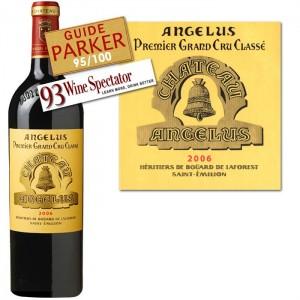 Chateau Angelus 2006 - Rượu vang Pháp nhập khẩu