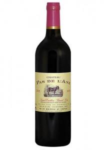 Chateau Pas de L'ane - Rượu vang Pháp nhập khẩu