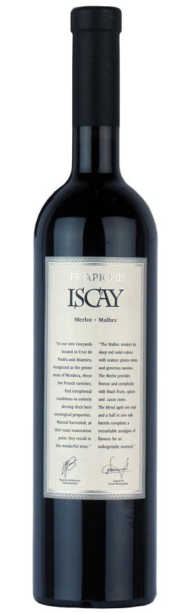 Trapiche Iscay - Rượu vang Argentina nhập khẩu