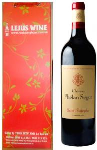 Chateau Phelan Segur - Rượu vang Pháp nhập khẩu