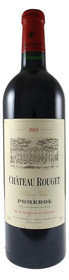 Chateau Rouget - Rượu vang Pháp nhập khẩu