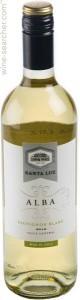 Santa Luz Alba - Rượu vang Chile nhập khẩu
