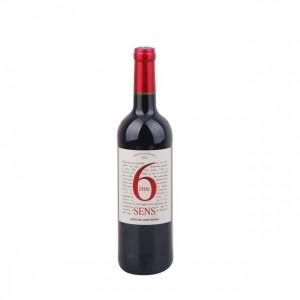 6 Sens - Rượu vang Pháp nhập khẩu