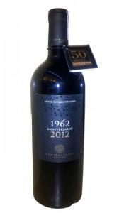 Anniversario 1962 - 2012 - Rượu vang Ý nhập khẩu