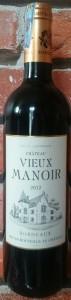 Chateau Vieux Manoir - Rượu vang Pháp nhập khẩu