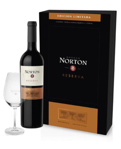 Norton reserva Malbec - Rượu vang Argentina nhập khẩu