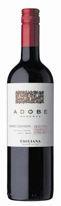 Emiliana Adobe Reserva - Rượu vang Chile nhập khẩu