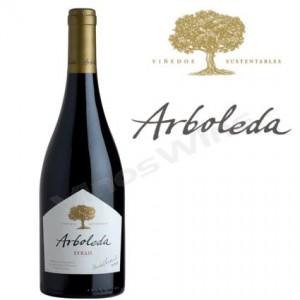 Arboleda Syrah - Rượu vang Chile nhập khẩu