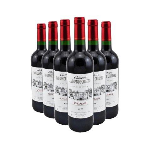 Chateau La Grande Gelleyre 2012 - Rượu vang Pháp