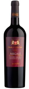 Megale Negroamaro - Rượu vang Ý nhập khẩu