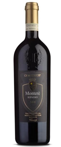Montere Ripasso 14% - Rượu vang Ý nhập khẩu