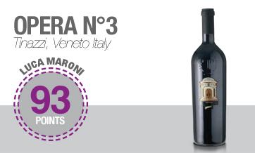 Tinazzi Opera 2005 - Rượu vang Ý nhập khẩu
