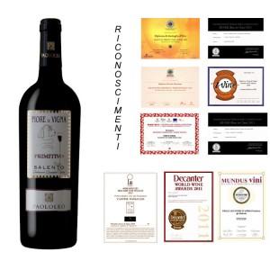 Fiore Di Vigna - Rượu vang Ý nhập khẩu chính hãng