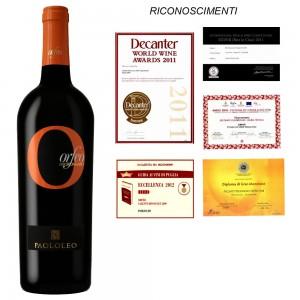 Orfeo Negroamaro - Rượu vang Ý nhập khẩu chính hãng
